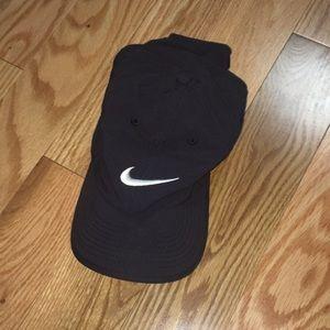 Black Nike Dri-Fit Running Hat